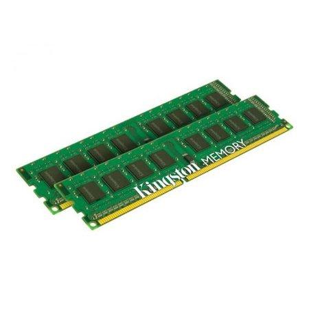 Kingston Kingston Technology ValueRAM 8GB DDR3 1600MHz Kit geheugenmodule 2 x 4 GB