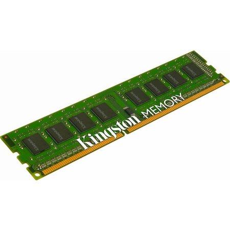 Kingston Kingston Technology ValueRAM KVR16N11S8H/4 geheugenmodule 4 GB DDR3 1600 MHz