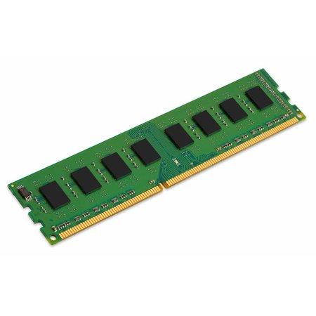 Kingston Kingston Technology ValueRAM KVR13N9S8/4 geheugenmodule 4 GB 1 x 4 GB DDR3 1333 MHz