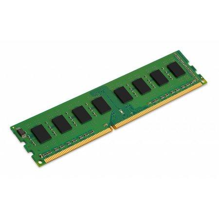 Kingston Kingston Technology ValueRAM 8GB DDR3 1600MHz Module geheugenmodule 1 x 8 GB