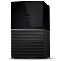 Western Digital My Book Duo disk array 12 TB Desktop Zwart