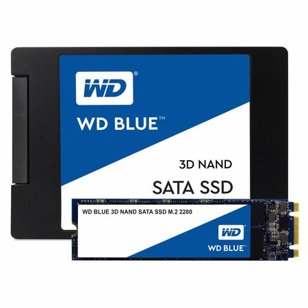Western Digital Western Digital Blue M.2 SSD 500GB (WDS500G2B0B)