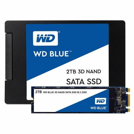 Western Digital Western Digital Blue SSD 2TB (WDS200T2B0A)