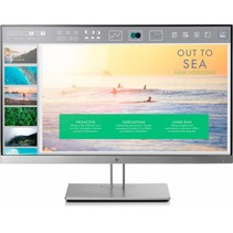 "HP EliteDisplay E233 58,4 cm (23"") 1920 x 1080 Pixels Full HD LED Zwart, Zilver"