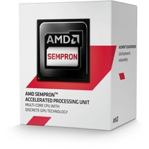 SEMPRON 3850 1.45 GHZ SKT AM1 L2 2MB 25W PIB