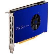 Radeon PRO WX 5100 8GB PCIE 3.0 16X 4X DP RETAIL
