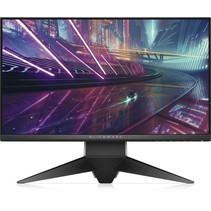 Dell Alienware 25 Monitor - AW2518Hf - 63.5cm(25in) Black EURC