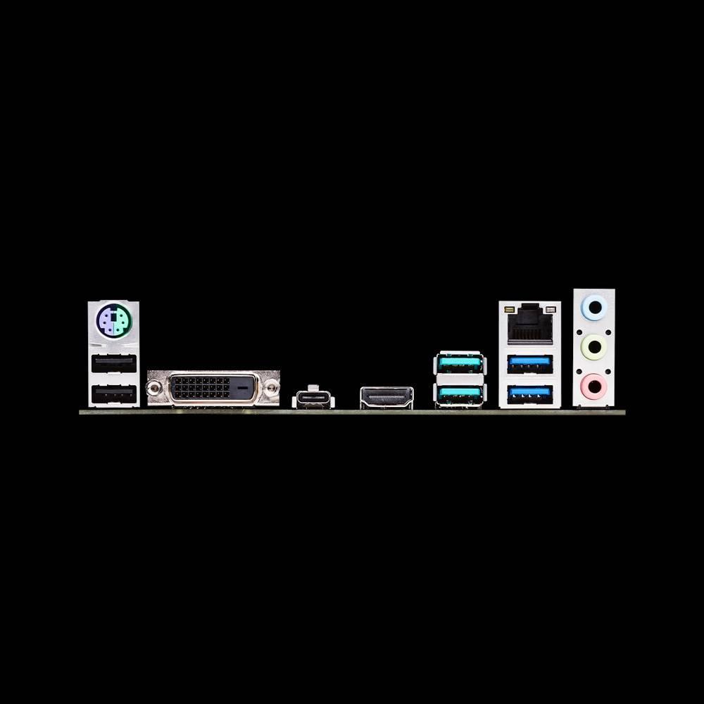 ASUS TUF B450-PLUS GAMING AMD B450 Socket AM4 ATX