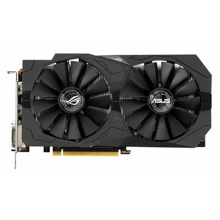 Asus ASUS STRIX-GTX1050TI-4G-GAMING NVIDIA GeForce GTX 1050 Ti 4 GB GDDR5