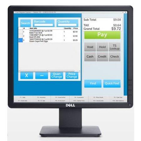 """Dell DELL E Series E1715S 17"""" LED Zwart computer monitor"""