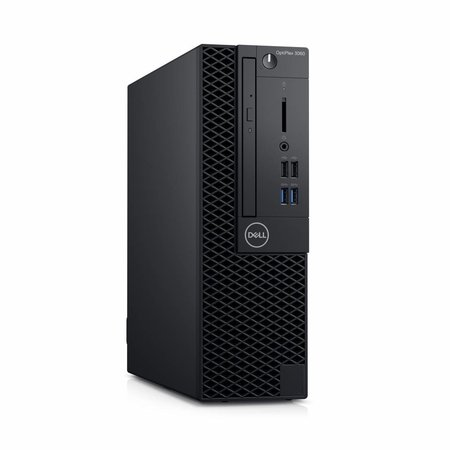Dell DELL OptiPlex 3060 3GHz i5-8500 SFF Intel® 8ste generatie Core™ i5 Zwart PC