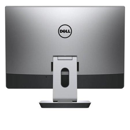 "Dell DELL Precision 5720 3.6GHz i7-7700 Zevende generatie Intel® Core™ i7 27"" 3840 x 2160Pixels Touchscreen Zwart, Grijs All-in-One workstation"