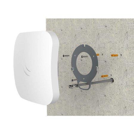 Mikrotik Mikrotik cAP ac Power over Ethernet (PoE) Wit WLAN toegangspunt