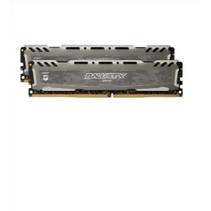 DDR4  8GB PC 2666 CL16  KIT (2x4GB)  Crucial Ballistix Sport retail