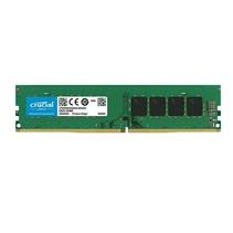 DDR4  8GB PC 2666 CL19  Crucial Single Rank bulk