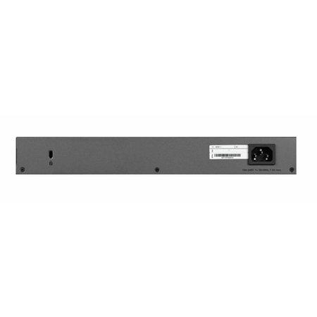 Netgear Netgear XS505M Unmanaged 10G Ethernet (100/1000/10000) Grijs, Zilver
