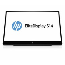 HP S14 14in Portable Display World wide