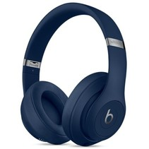 Koptelefoon Beats Studio3 Wireless Over-Ear Blauw