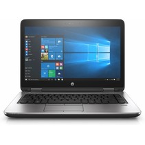 ProBook 640 G3 UMA i5-7200U 14 FHD AG SVA 8GB 1D DDR4 256GB Turbo G2 TLC W10p64 DVD+-RW 1yw kbd TP spill-resistant Intel AC 2x2 nvP +BT 4.2 FPR No NFC (No NFC)