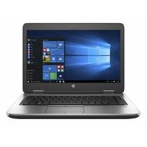 HP ProBook 640 G2 / UMA i5-6200U / 14 FHD SVA AG / 4GB 1D DDR4 / 128GB TLC / W7p64W10p / DVD+-RW / 1yw / Webcam / kbd TP / Intel AC 2x2 non vPro / FPR / No NFC