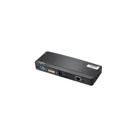 Fujitsu Tech. Solut. Fujitsu PR8.1 Bedraad USB 3.2 Gen 1 (3.1 Gen 1) Type-B Zwart