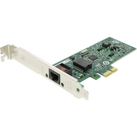 Intel Intel EXPI9301CTBLK 1000Mbit/s netwerkkaart & -adapter