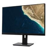 "Acer Acer B7 B277Ubmiipprzx 68,6 cm (27"") 2560 x 1440 Pixels Wide Quad HD LED Zwart"
