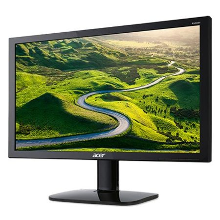 "Acer Acer KA KA240H 24"" Full HD LED Zwart computer monitor"