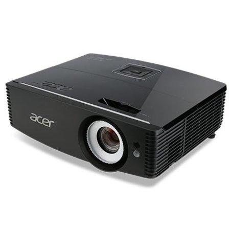 Acer Acer Professional and Education P6200 beamer/projector 5000 ANSI lumens DLP XGA (1024x768) 3D Desktopprojector Zwart