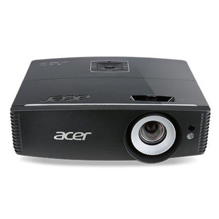 Acer Acer Large Venue P6600 beamer/projector 5000 ANSI lumens DLP WUXGA (1920x1200) 3D Plafondgemonteerde projector Zwart