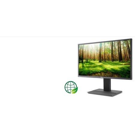 "Acer Acer B6 B326HKymjdpphz 81,3 cm (32"") 3840 x 2160 Pixels 4K Ultra HD LED Zwart, Grijs"