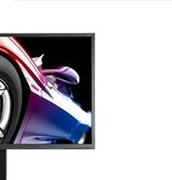 "Acer Acer B6 B326HKymjdpphz 32"" 4K Ultra HD LED Mat Zwart, Grijs computer monitor"