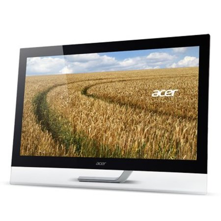 "Acer Acer T2 T232HLA 23"" 1920 x 1080Pixels Zwart touch screen-monitor"