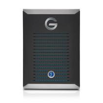 G-Technology mobile Pro 1000 GB Zwart, Zilver