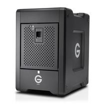 G-Technology Shuttle Thunderbolt 3 disk array 16 TB Desktop Zwart