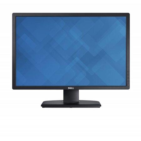 """Dell DELL UltraSharp U2412M LED display 61 cm (24"""") Full HD Flat Mat Zwart"""