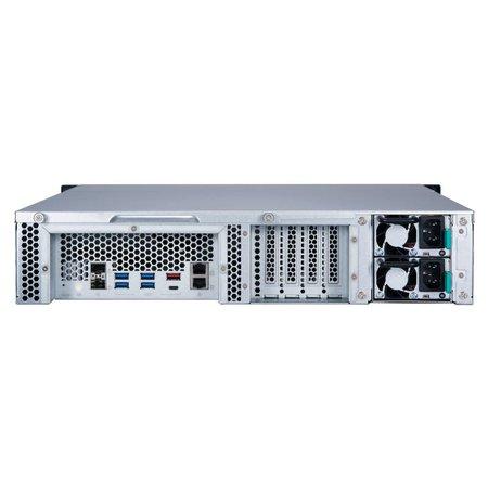 QNAP QNAP TS-1277XU-RP Ethernet LAN Rack (2U) Zwart NAS