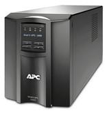 APC APC Smart- SMT1000IC - Noodstroomvoeding 8x C13, USB, SmartConnect, 1000VA UPS