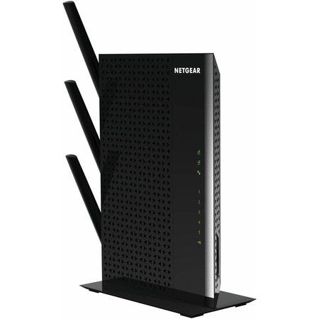 Netgear Netgear Nighthawk EX7000 AC1900, Dual-Band WiFi Range Extender - Desktop - 5 Gigabit Ethernet poorten