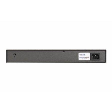 Netgear Netgear XS512EM Managed L2 10G Ethernet (100/1000/10000) Blauw, Grijs 1U