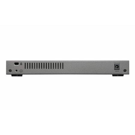 Netgear Netgear GS110EMX Managed L2 10G Ethernet (100/1000/10000) Zwart