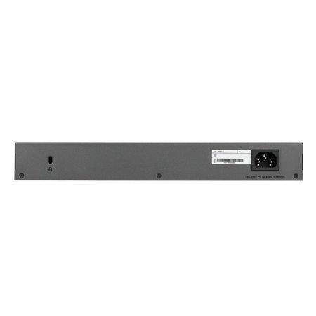 Netgear Netgear XS508M Unmanaged 10G Ethernet (100/1000/10000) Grijs, Zilver