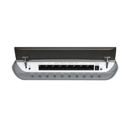 Netgear Netgear GS908 Unmanaged Gigabit Ethernet (10/100/1000) Zwart, Wit