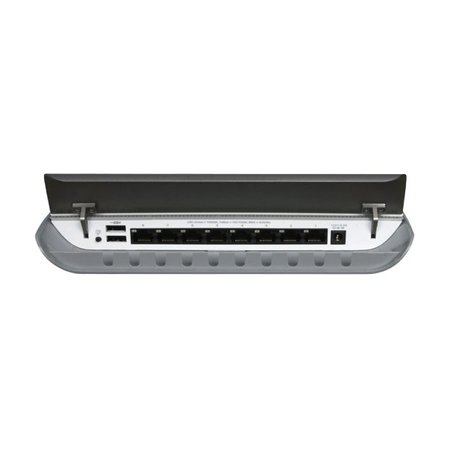 Netgear Netgear GS908E Managed Gigabit Ethernet (10/100/1000) Zwart, Wit