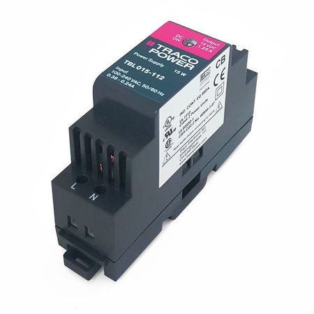DoorBird DoorBird Optional DIN-Rail power supply for DoorBird IP video do