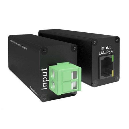 DoorBird DoorBird 2-Wire Ethernet PoE Converter A1071