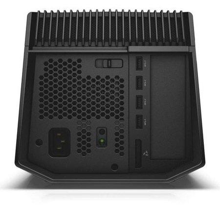 Dell DELL 452-BBQS notebook dock & poortreplicator Zwart