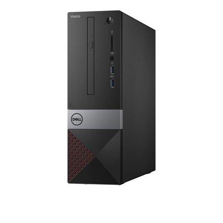 Dell DELL Vostro 3470 2,8 GHz Intel® 8ste generatie Core™ i5 i5-8400 Zwart, Grijs, Rood SFF PC
