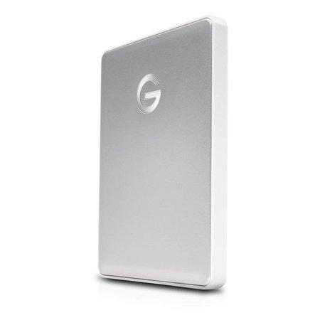 G-Technology G-Technology G-DRIVE mobile USB-C externe harde schijf 4000 GB Zilver
