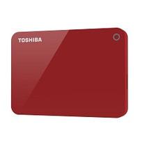 Toshiba 6.3cm   2TB USB3.0 Canvio Advance red extern retail
